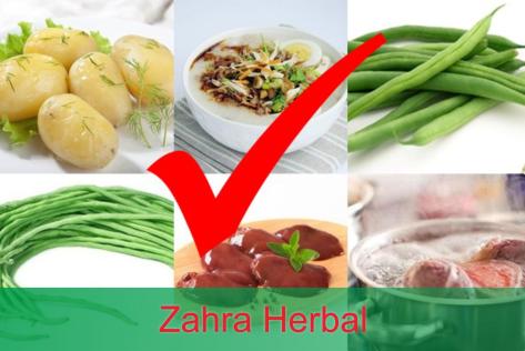 Makanan Yang Bagus Untuk Tipes